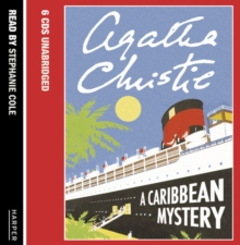 A A Caribbean Mystery : A Caribbean Mystery Complete & Unabridged, CD-Audio Book