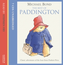 The Best of Paddington on CD, CD-Audio Book