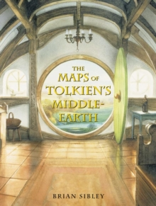The The Maps of Tolkien's Middle-earth : The Maps of Tolkien's Middle-earth Special Edition, Hardback Book
