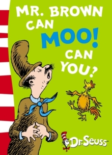 Mr. Brown Can Moo! Can You? : Blue Back Book, Paperback Book