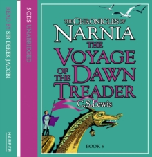 The Voyage of the Dawn Treader, CD-Audio Book