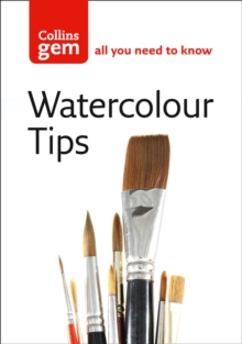 Watercolour Tips, Paperback Book