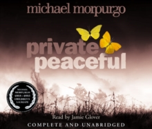 Private Peaceful, CD-Audio Book
