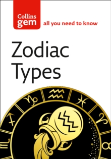 Zodiac Types, Paperback / softback Book