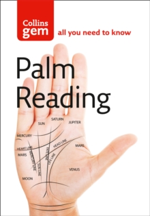 Palm Reading, Paperback Book