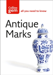 Antique Marks, Paperback Book