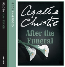 After the Funeral, CD-Audio Book