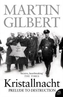 Kristallnacht : Prelude to Destruction, Paperback Book