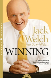Winning : The Ultimate Business How-to Book, Paperback / softback Book