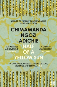 Half of a Yellow Sun, Paperback Book