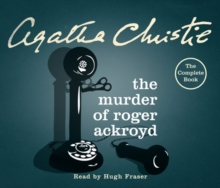 The Murder of Roger Ackroyd, CD-Audio Book