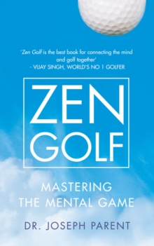 Zen Golf, Hardback Book