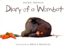 Diary of a Wombat, Paperback Book