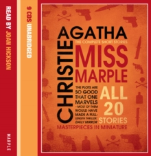 Miss Marple Complete Short Stories Gift Set, CD-Audio Book
