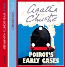 Poirot's Early Cases, CD-Audio Book