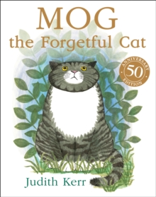 Mog the Forgetful Cat, Mixed media product Book