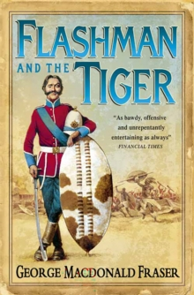 Flashman and the Tiger, Paperback Book