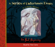 Book the First - The Bad Beginning (A Series of Unfortunate Events, Book 1), eAudiobook MP3 eaudioBook
