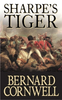 Sharpe's Tiger: The Siege of Seringapatam, 1799 (The Sharpe Series, Book 1), eAudiobook MP3 eaudioBook
