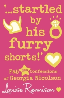 `...startled by his furry shorts!', Paperback Book