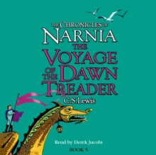 The Voyage of the Dawn Treader, eAudiobook MP3 eaudioBook