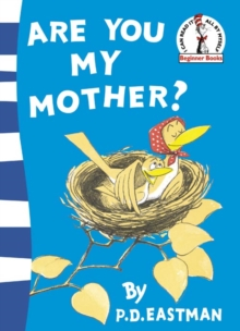 Are You My Mother?, Paperback Book