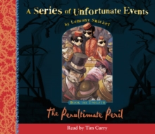 Book the Twelfth - the Penultimate Peril (A Series of Unfortunate Events, Book 12), MP3 eaudioBook