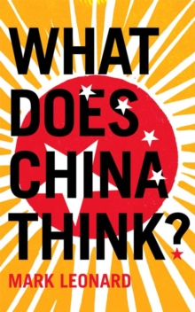 What Does China Think?, Paperback Book