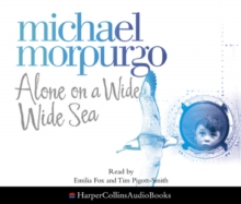Alone on a Wide Wide Sea, CD-Audio Book