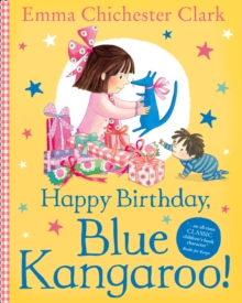 Happy Birthday, Blue Kangaroo!, Paperback / softback Book