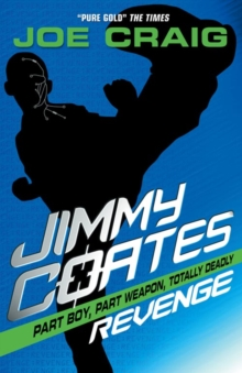 Jimmy Coates: Revenge, Paperback Book