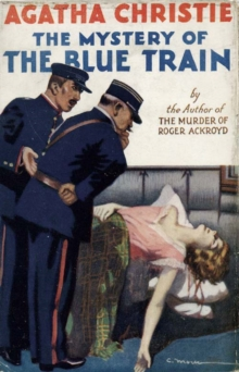 The Mystery of the Blue Train, Hardback Book