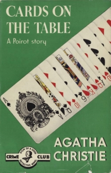 Cards on the Table, Hardback Book