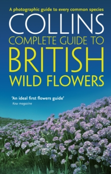 British Wild Flowers : A Photographic Guide to Every Common Species, Paperback / softback Book