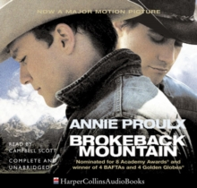 Brokeback Mountain, eAudiobook MP3 eaudioBook