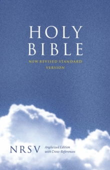 Holy Bible: New Revised Standard Version (NRSV) Anglicised Cross-Reference edition, Hardback Book