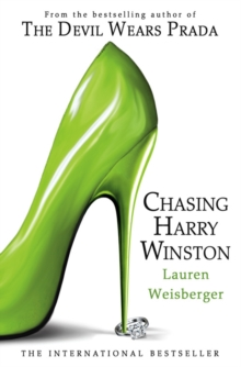 Chasing Harry Winston, Paperback Book