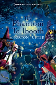 The Phantom Tollbooth, Paperback Book