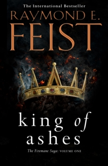 King of Ashes, Hardback Book