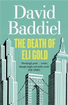 The Death of Eli Gold, Paperback Book