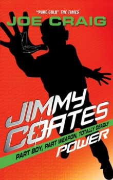 Jimmy Coates: Power, Paperback Book