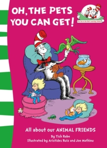 Oh, the Pets You Can Get!, Paperback Book