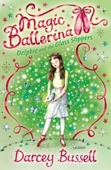 Delphie and the Glass Slippers, Paperback Book