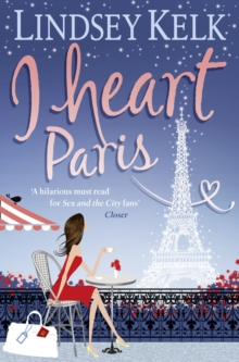 I Heart Paris, Paperback Book