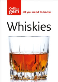Whiskies, Paperback / softback Book