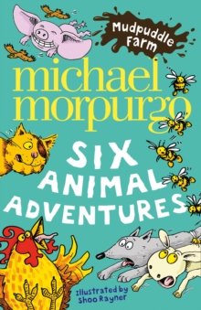 Mudpuddle Farm: Six Animal Adventures, Paperback Book