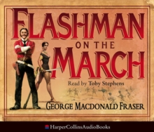 Flashman on the March, eAudiobook MP3 eaudioBook