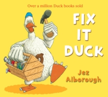 Fix-It Duck, Paperback / softback Book