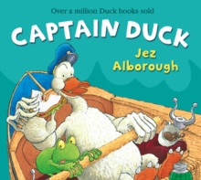 Captain Duck, Paperback / softback Book