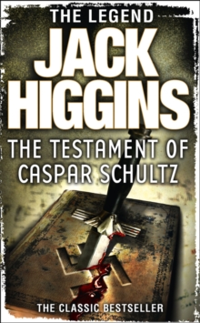 The Testament of Caspar Schultz, Paperback Book